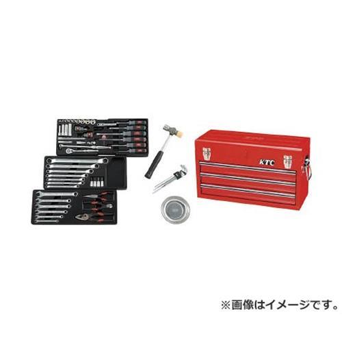 KTC 9.5sq.工具セット(チェストケース) SK3650X [r20][s9-930]