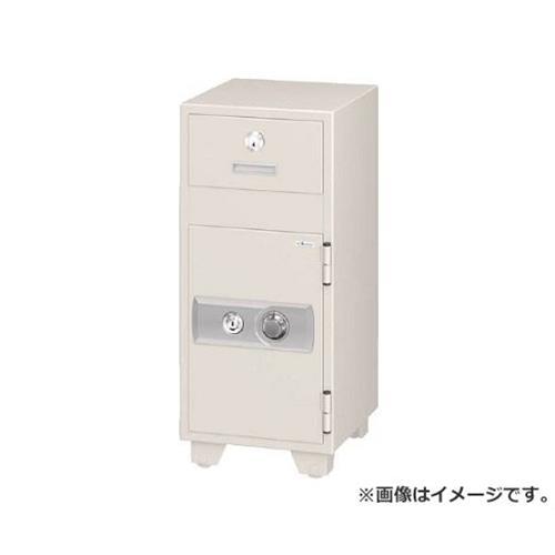 エーコー 投入型ダイヤル式耐火金庫 PS-20 PS20 [r21][s9-833]
