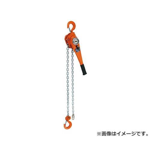 TRUSCO レバーホイスト1.6ton TLH160 [r20][s9-910]