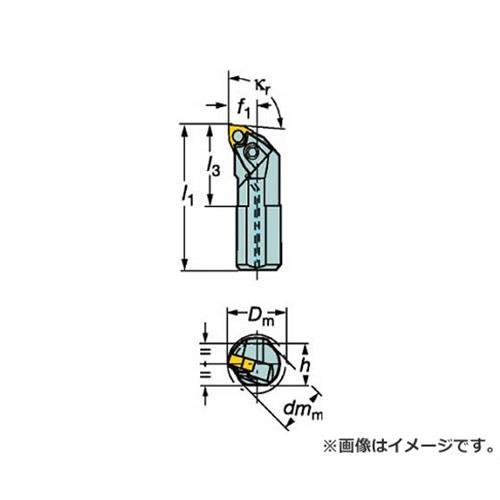 サンドビック T-Max P ネガチップ用ボーリングバイト A25TMWLNL08 [r20][s9-910]