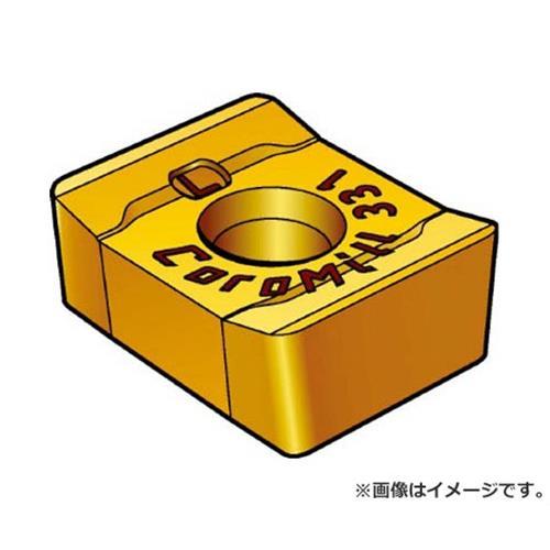 サンドビック コロミル331用チップ 1025 L331.1A084523HWL ×10個セット (1025) [r20][s9-910]
