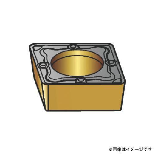 サンドビック コロターン107 旋削用ポジ・チップ 1525 CCMT09T304WM ×10個セット (1525) [r20][s9-910]