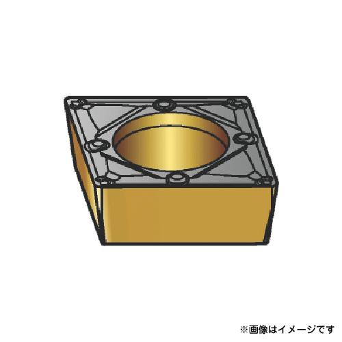 サンドビック コロターン107 旋削用ポジ・チップ 1525 CCMT09T308WF ×10個セット (1525) [r20][s9-910]