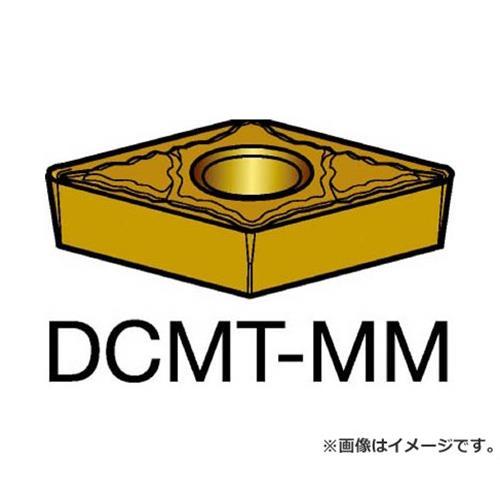 サンドビック コロターン107 旋削用ポジ・チップ 2025 DCMT11T304MM ×10個セット (2025) [r20][s9-910]