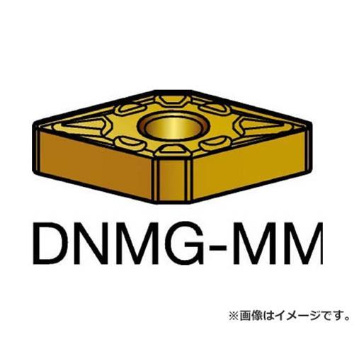 サンドビック T-Max P 旋削用ネガ・チップ 2025 DNMG110408MM ×10個セット (2025) [r20][s9-910]
