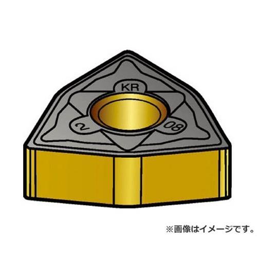 サンドビック T-Max P 旋削用ネガ・チップ 3210 WNMG080408KR ×10個セット (3210) [r20][s9-910]