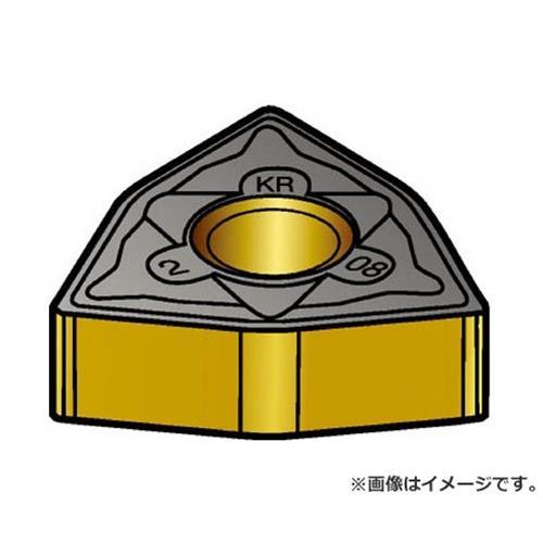 サンドビック T-Max P 旋削用ネガ・チップ 3215 WNMG080412KR ×10個セット (3215) [r20][s9-910]