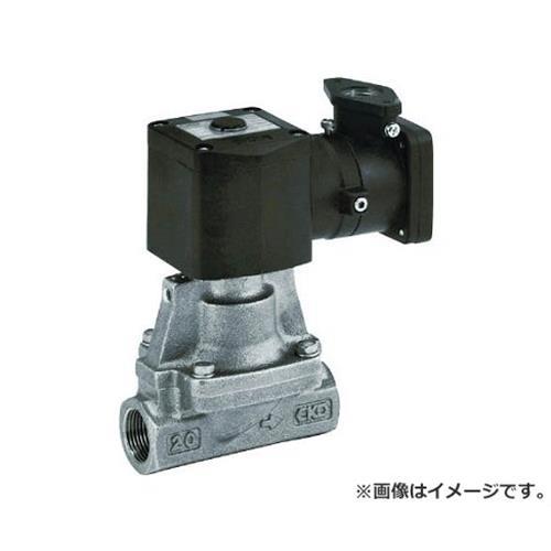 CKD パイロット式 防爆形2ポート弁 ADシリーズ(蒸気用) AP11E215AC4TAC100V [r20][s9-910]