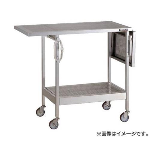 TRUSCO SUS304ラボキャリー 折畳式パンチング天板 1200X450 SLCP6 [r20][s9-910]