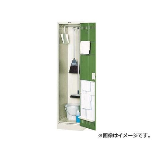 TRUSCO 掃除用具ケース W455XD515XH1790 NCP [r20][s9-831]