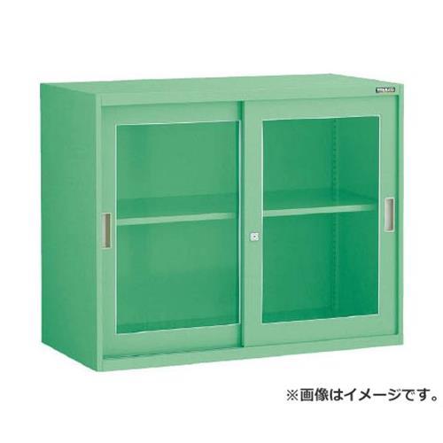 TRUSCO MU型保管庫 ガラス引違 900X450XH720 MUJ7 [r22]