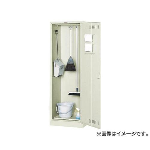 TRUSCO 掃除用具ケース ワイド型 W608XD515XH1790 CL13W [r20][s9-832]