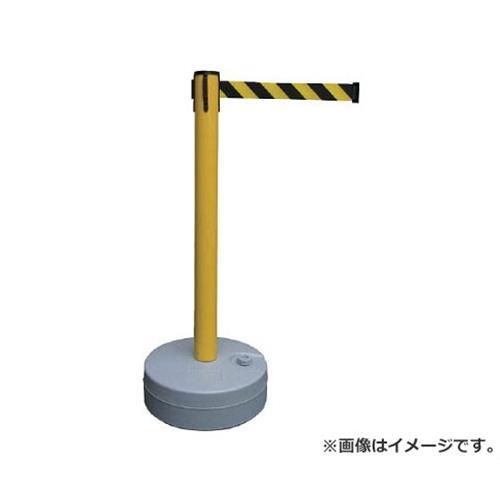 緑十字 バリアースタンド(スタート+キャッチ) ポール:黄 ベルト:黄/黒 368012 [r20][s9-910]
