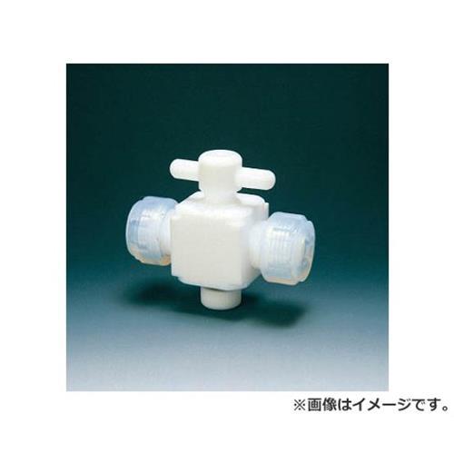 フロンケミカル 二方バルブ接続6mm NR002801 [r20][s9-910]
