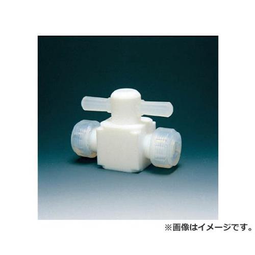 フロンケミカル 二方バルブ圧入型 6φ NR000301 [r20][s9-910]