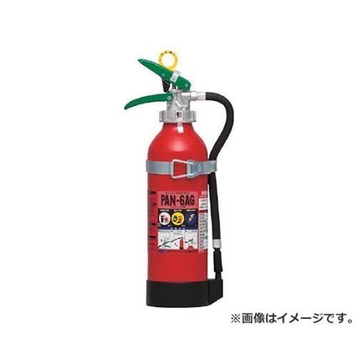 ドライケミカル 自動車用消火器6型 PAN6AG1 [r20][s9-910]