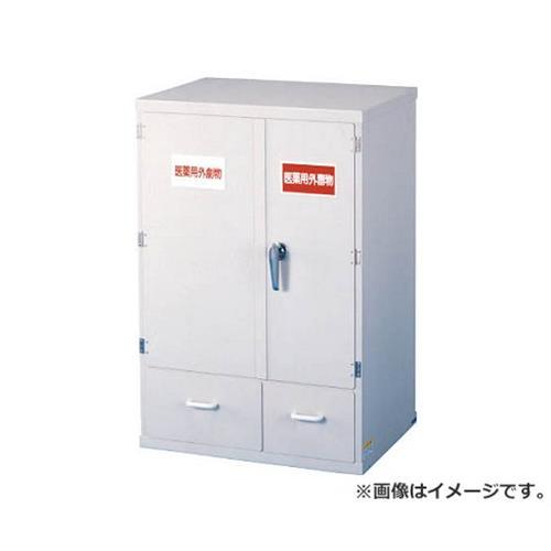 新光 塩ビ薬品庫 (卓上型) 600S [r22]