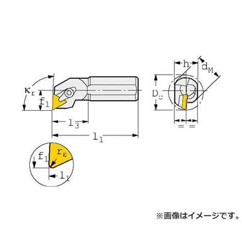 サンドビック T-Max S ポジチップ用ボーリングバイト S20SCTFPR11 [r20][s9-910]