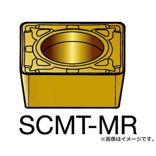 サンドビック コロターン107 旋削用ポジ・チップ 2025 SCMT120408MR ×10個セット (2025) [r20][s9-910]