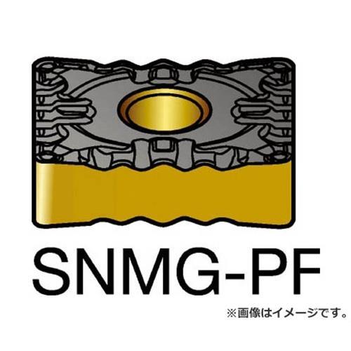 サンドビック T-Max P 旋削用ネガ・チップ 1525 SNMG120408PF ×10個セット (1525) [r20][s9-910]