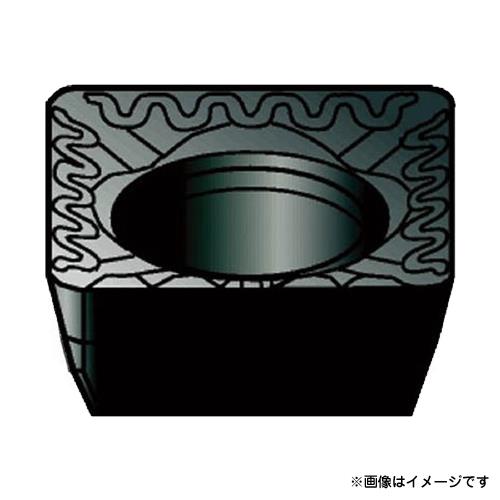サンドビック U-Max面取りエンドミル用チップ 235 SPMT120408WL ×10個セット (235) [r20][s9-910]