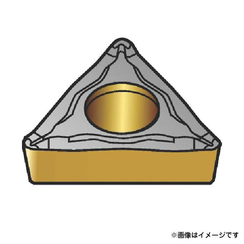 サンドビック コロターン111 旋削用ポジ・チップ 1125 TPMT110204UM ×10個セット (1125) [r20][s9-910]