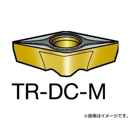 サンドビック コロターンTR 旋削用ポジ・チップ 2025 TRDC1308M ×10個セット (2025) [r20][s9-910]