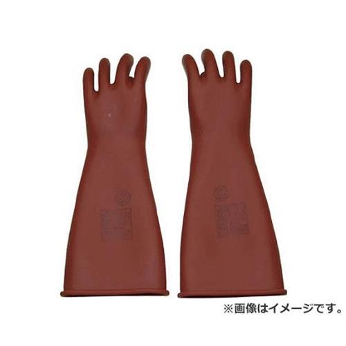 YOTSUGI 高圧ゴム手袋 455MM 大 YS1012101