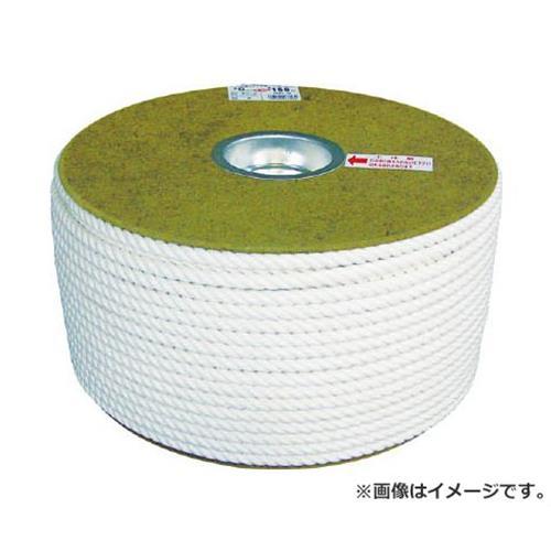 ユタカ 綿ロープドラム巻 12φ×100m PRC6 [r20][s9-910]