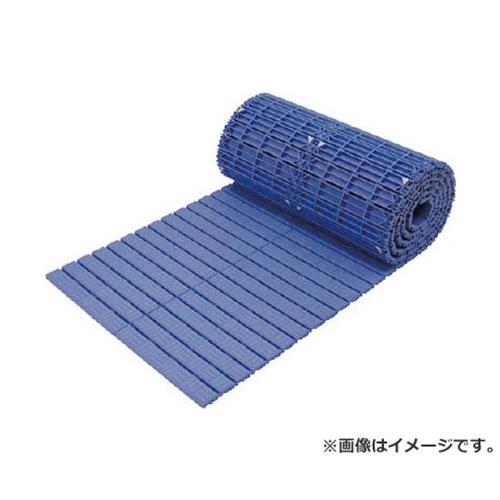 TRUSCO 巻取式スノコ 600X6000mm ブルー TR60BLN [r20][s9-910]