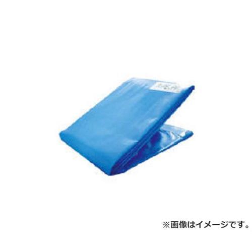 萩原 エコファミリーシートブルー 7.2m×9.0m ECFM7290 [r20][s9-910]