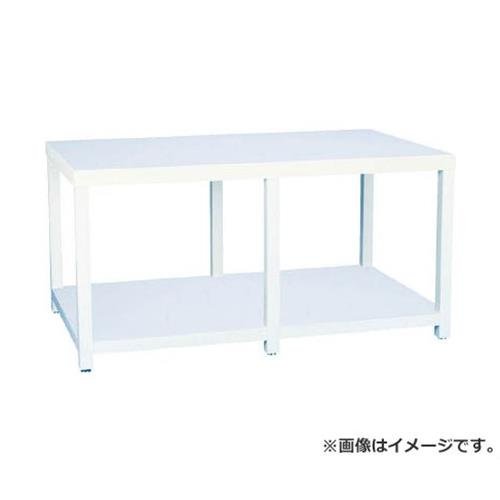 新光 塩ビ製作業台 900X600XH740 PVCT0960 [r22]