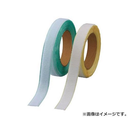 TRUSCO マジックテープ 弱粘着タイプ 100mmX5m 白 TPD1005MTSW [r20][s9-830]