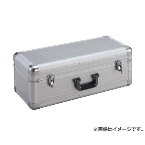 TRUSCO 大型アルミ工具箱 内寸640X260XH230 シルバー TAC66H [r20][s9-910]