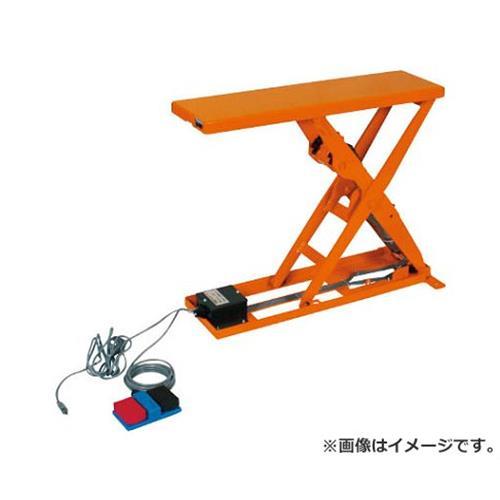 TRUSCO スリムリフト100kg 電動ボールねじ式 700X200 HLEB102007 [r20][s9-940]