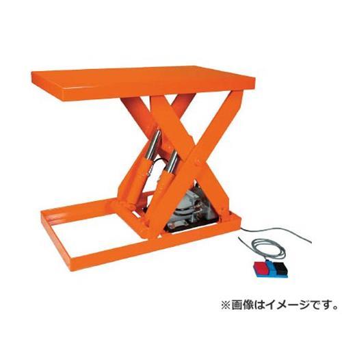 TRUSCO テーブルリフト1000kg 油圧式 500X900 HDL1000509 [r21][s9-940]