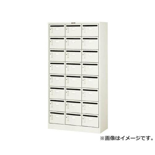 TRUSCO メールボックス 24人用 900X380XH1700 MV24P [r20][s9-910]