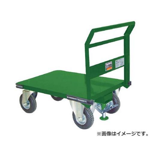 肌触りがいい TRUSCO 鋼鉄製運搬車 SH1NARS プレス製空気入タイヤ・ストッパー付1200X750 SH1NARS [r21][s9-834], さんだるハウス:7f9f018c --- inglin-transporte.ch
