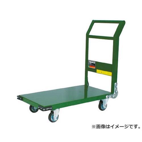 TRUSCO 鋼鉄製運搬車 導電性 900X600 GN SH2NEGN [r20][s9-920]