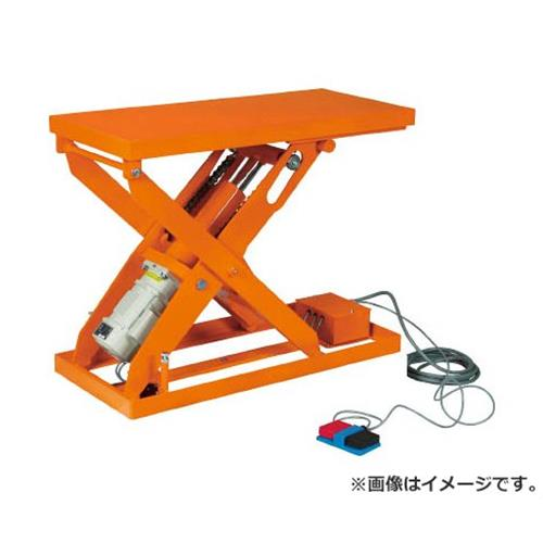 TRUSCO スーパーFAリフター500kg 電動式 1050X800 高揚程型 HFA500810W [r21][s9-940]