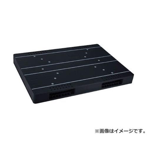 リス パレット JCK-R2・130180 両面二方差し 黒 JCKR2130180 (BK) [r20][s9-920]