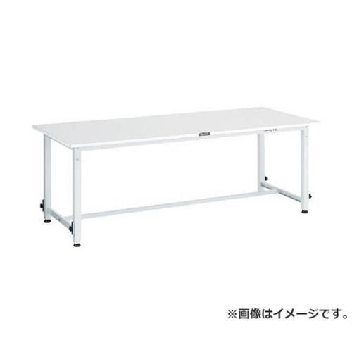 TRUSCO RAEM型高さ調節作業台 1500X750 W色 RAEM1500W [r20][s9-920]