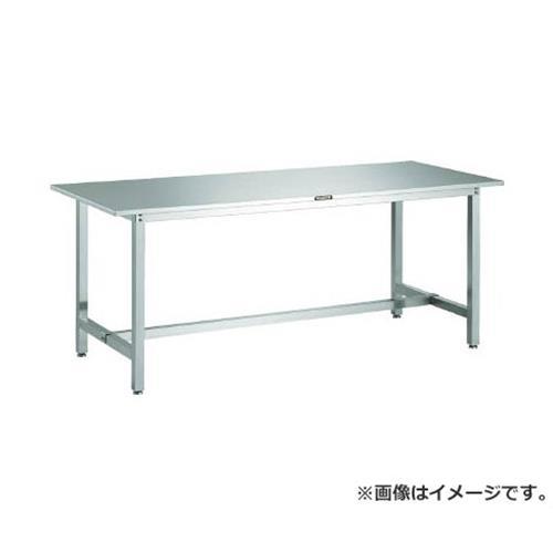 TRUSCO SW3型オールステンレス作業台 900X600XH740 SW30960 [r20][s9-930]