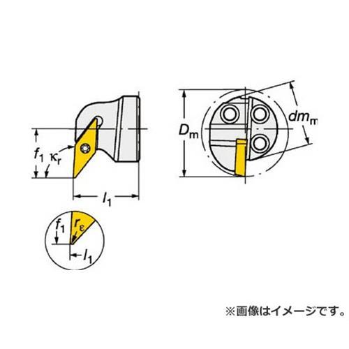 サンドビック コロターンSL コロターン107用カッティングヘッド 570SVUCR2511D [r20][s9-910]