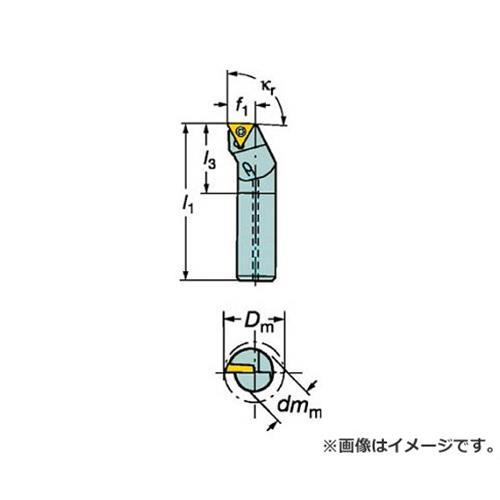 サンドビック コロターン111 ポジチップ用ボーリングバイト F12QSTFPR09R [r20][s9-930]