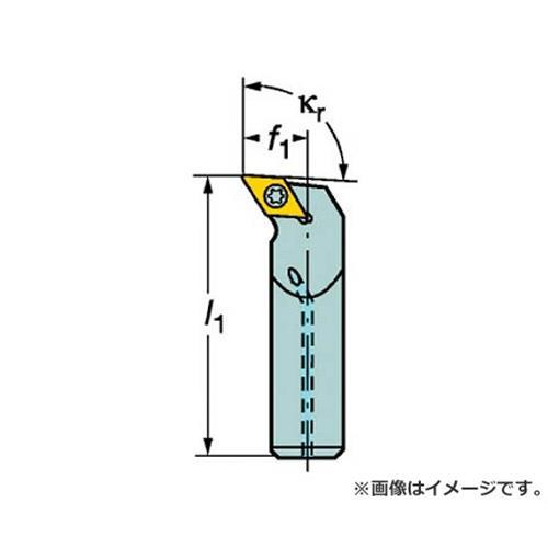 サンドビック コロターン107 ポジチップ用超硬防振ボーリングバイト F12QSDUCR07ER [r20][s9-930]