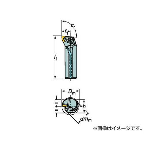 サンドビック コロターンRC ネガチップ用ボーリングバイト A25TDWLNR08 [r20][s9-920]