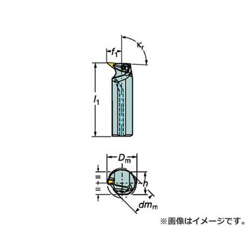 サンドビック コロターンRC ネガチップ用ボーリングバイト A40TDVUNR16 [r20][s9-920]