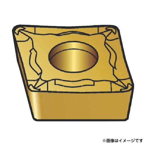 サンドビック コロターン107 旋削用ポジ・チップ 1115 CCMT060204UM ×10個セット (1115) [r20][s9-910]