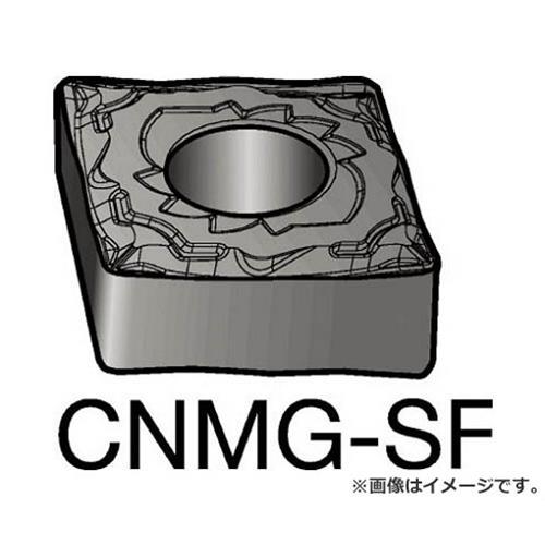 サンドビック T-Max P 旋削用ネガ・チップ 1125 CNMG120404SF ×10個セット (1125) [r20][s9-910]